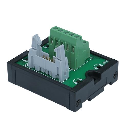 关于端子台在接线中的功能如何?