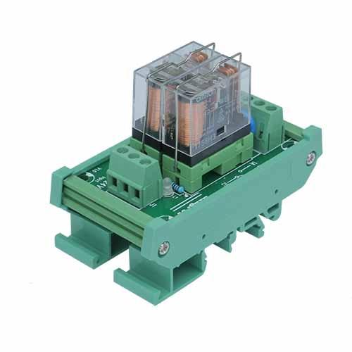 调整热继电器模块的复位方法和使用注意事项