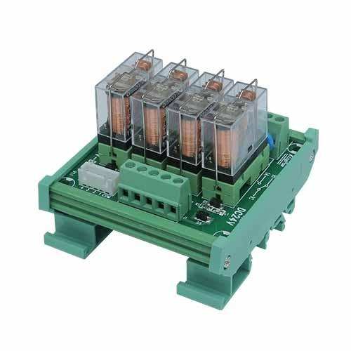 继电器模块原理及接线