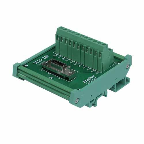 SCSI-20P CN槽式