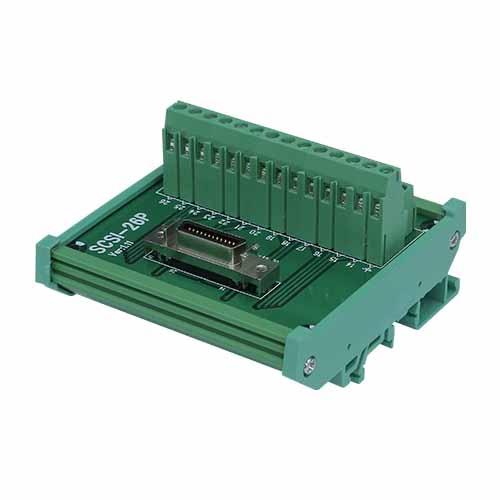 SCSI-26P CN槽式